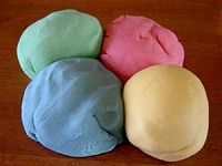 traditional playdough