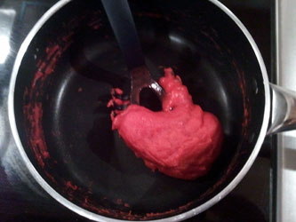 Kool Aid Playdough Recipe Step 6