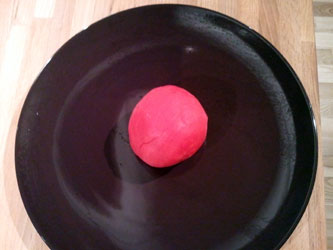 Kool Aid Playdough Recipe Step 8