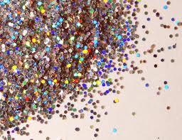 glittery playdough recipe